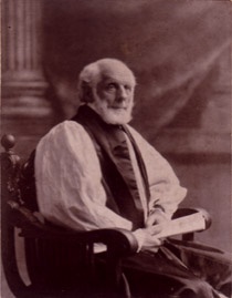 Frederic Dan Huntington, Bishop.
