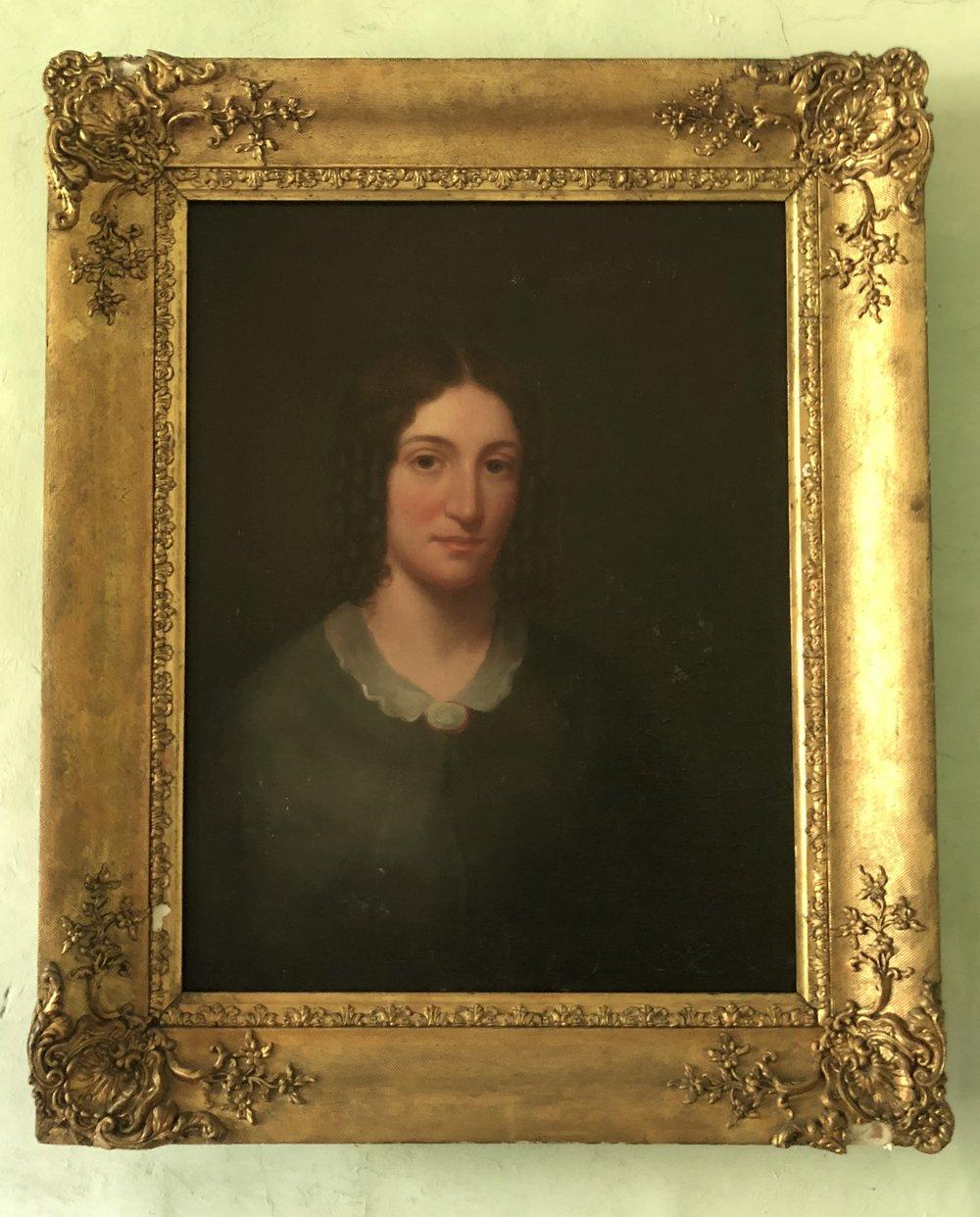 Lucy Gellineau Stearns,(1828-1916)
