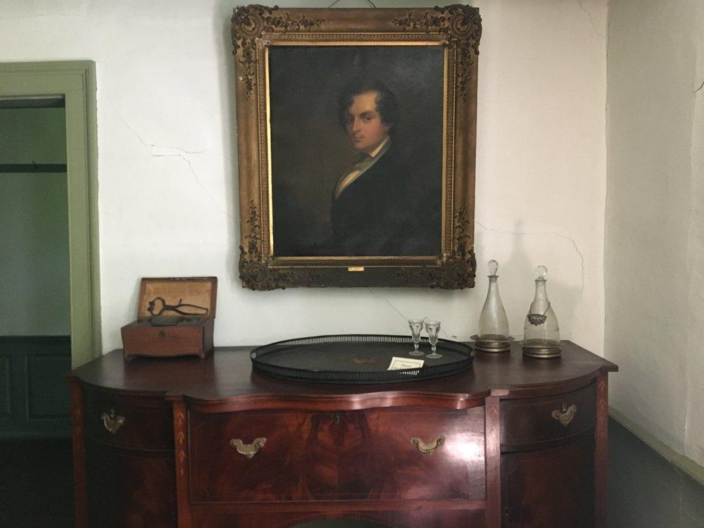 1771 Dining Room