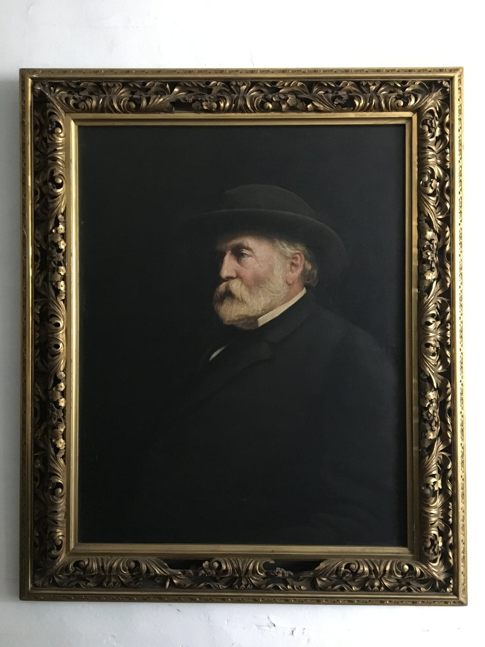 Portrait of Collis Potter Huntington