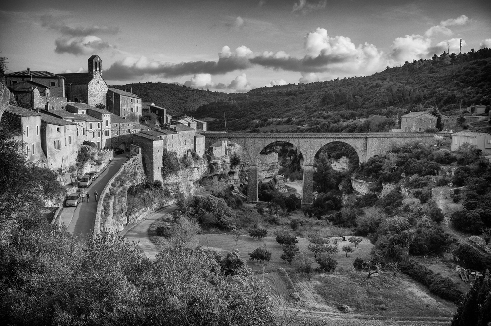 Bridge. Minerve