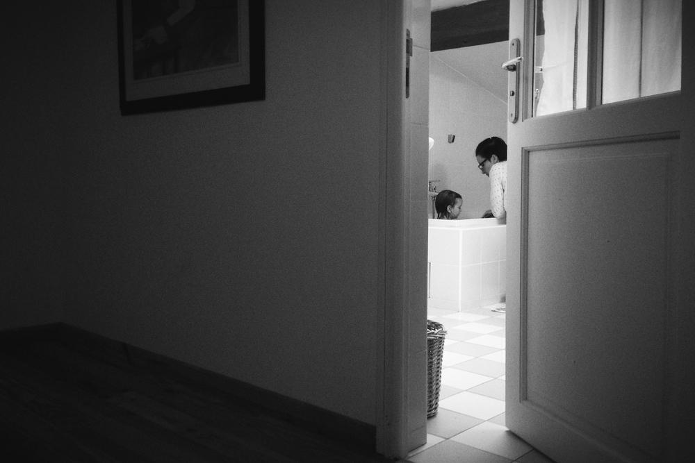 Last bath, Villeneuve-Minervois