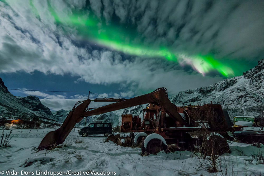 Northern Lights and fun in Tromso