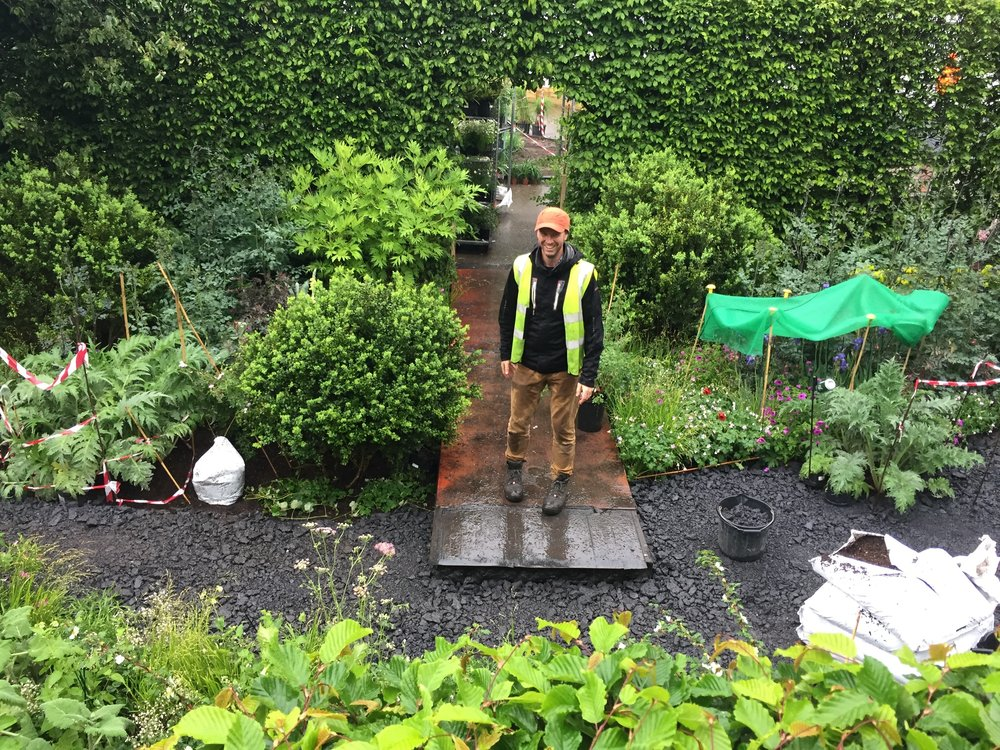 The Linklaters Garden for Maggies