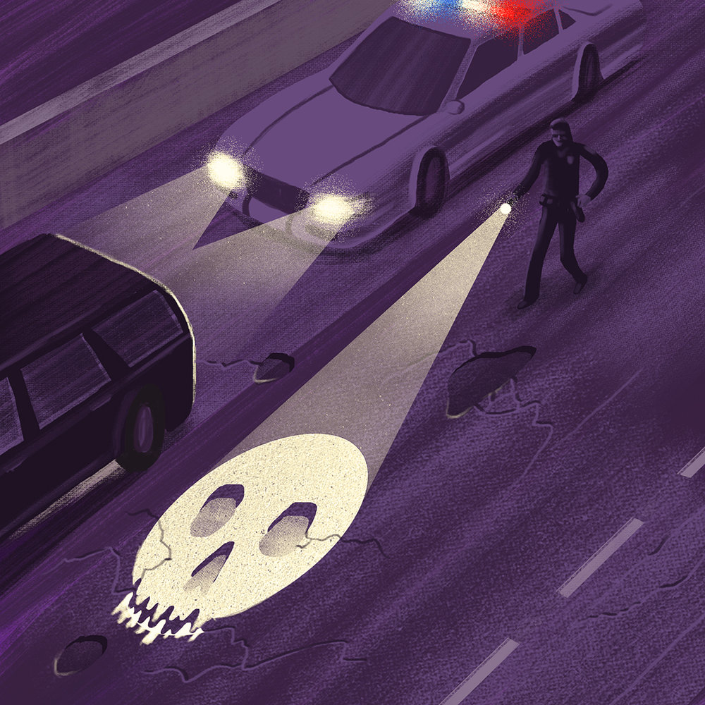 Why do routine traffic stops turn deadly?