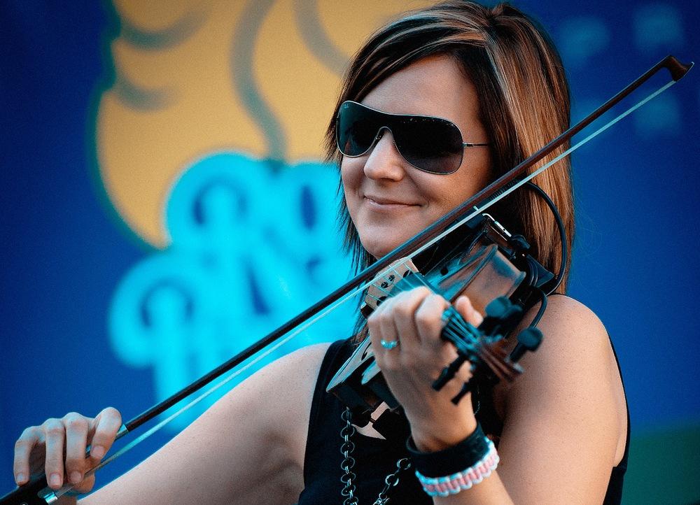 Roberta Rast - National Fiddle Champion