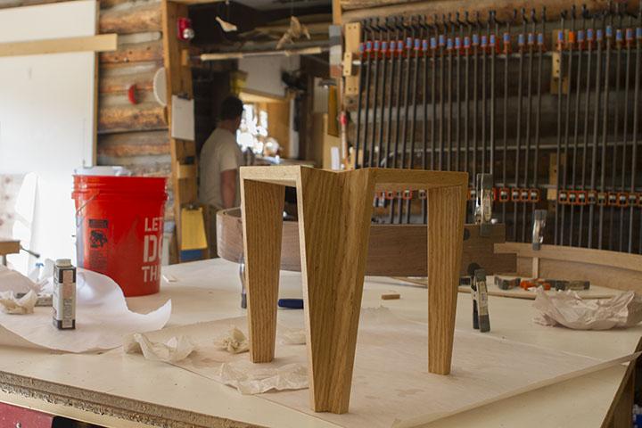 Copy of John Procario's amazing stool