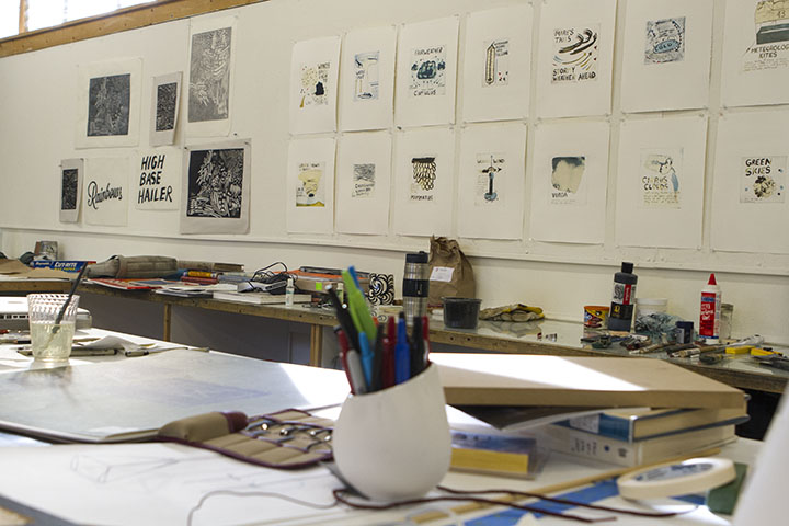 Copy of Print studio