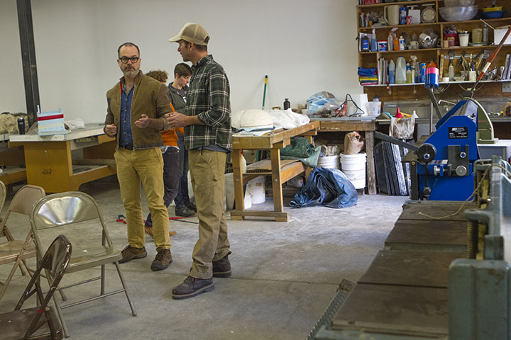 Copy of Sculpture Studio