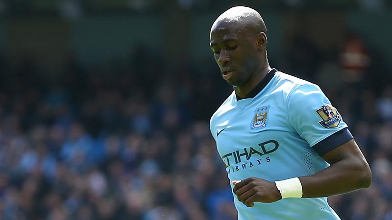 Mangala busca aprovechar la ausencia de Vincent Kompany (Fotografía: Manchester City)