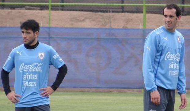 Godín será el referente en el camino a Rusia 2018 (Fotografía: AUF)