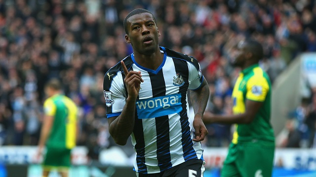 Georginio Wijnaldum (Newcastle) | Fotografía: Newcastle United