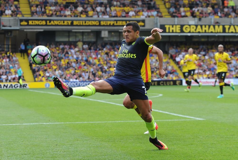 Alexis Sánchez | Fotografía: Arsenal