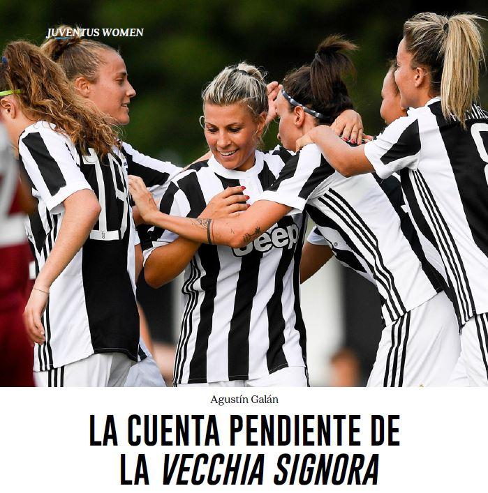 La cuenta pendiente de la 'Vecchia Signora' (May-2018)