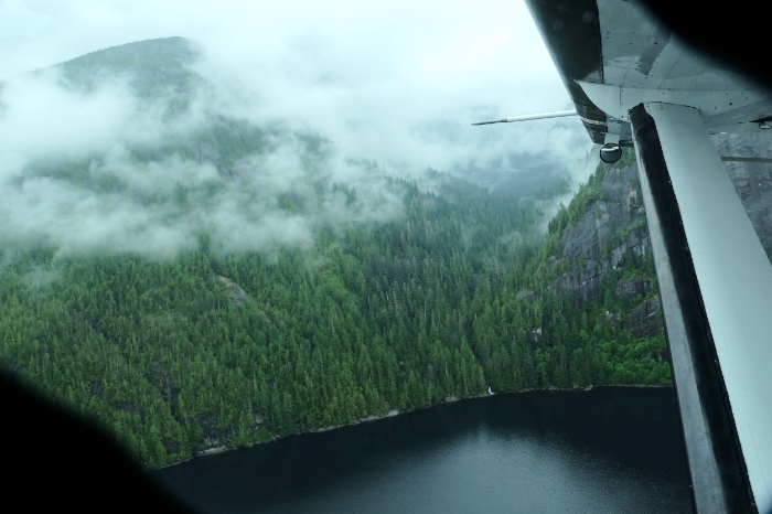 Misty Fjords National Monument, near Ketchikan, Alaska