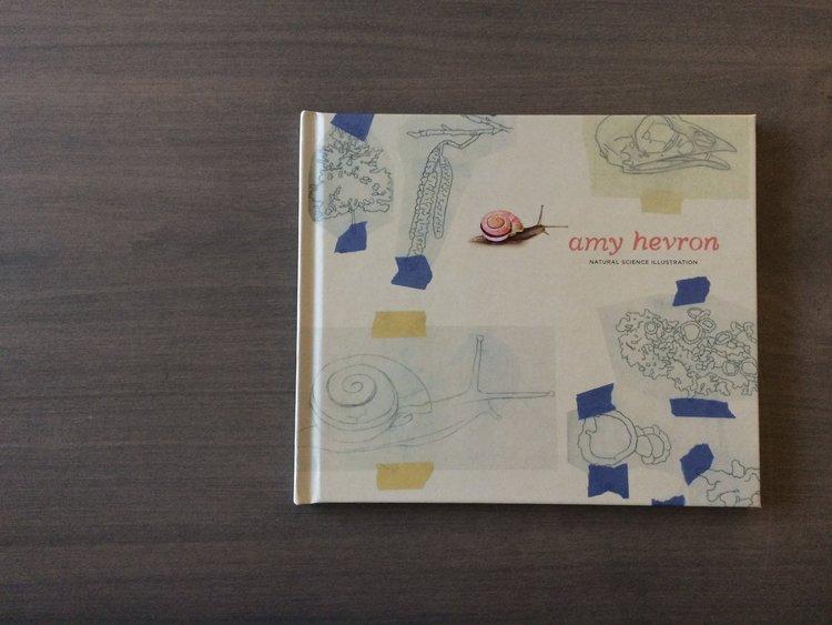 portfolio book amy hevron