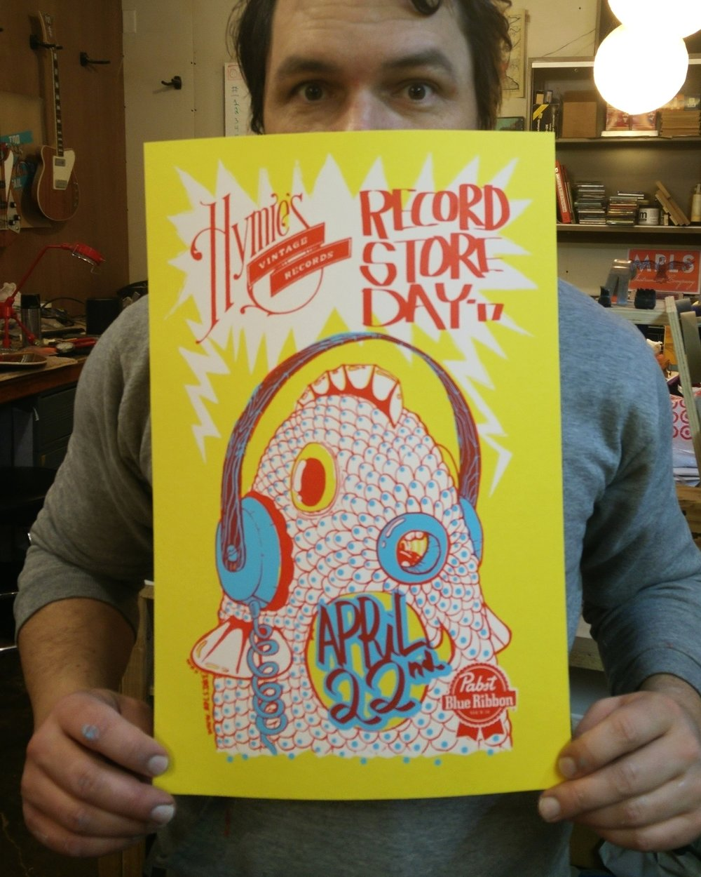 Hymie's Record Store Day 2017