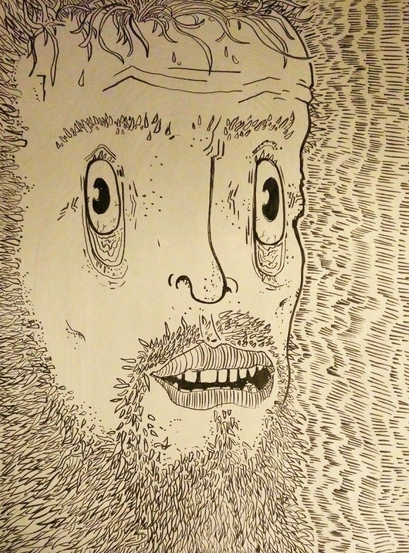 Anxiety Man