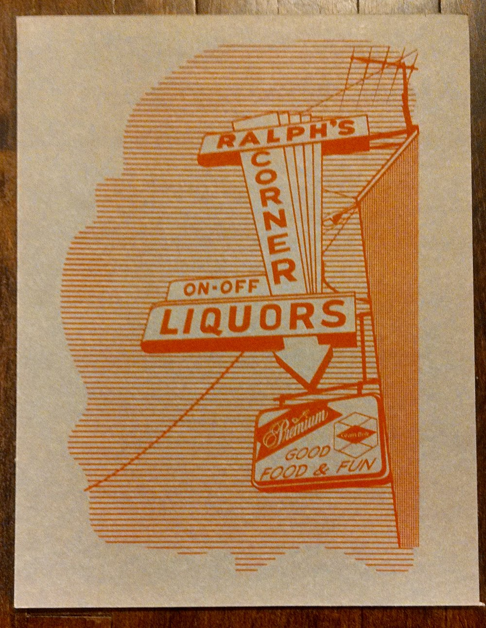 Ralph's Corner Bar