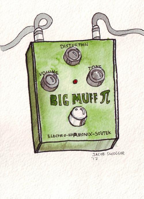 Green Big Muff
