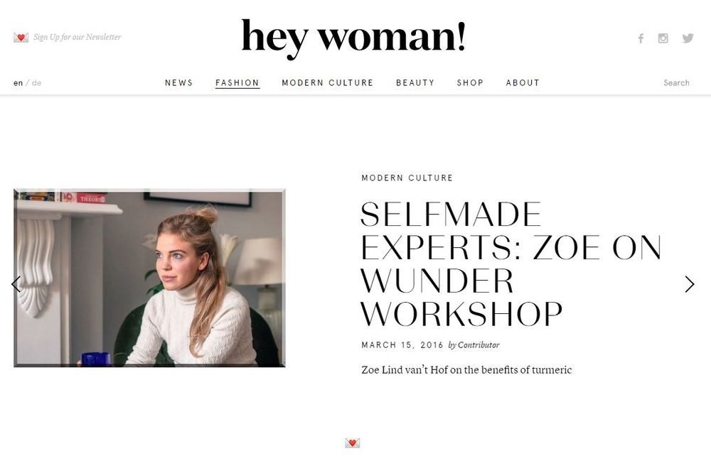 hey woman press zoe lind van t hof.JPG