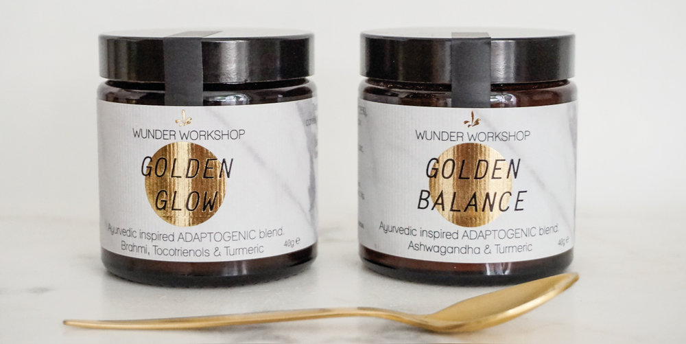 GOLDEN ADAPTOGENS -