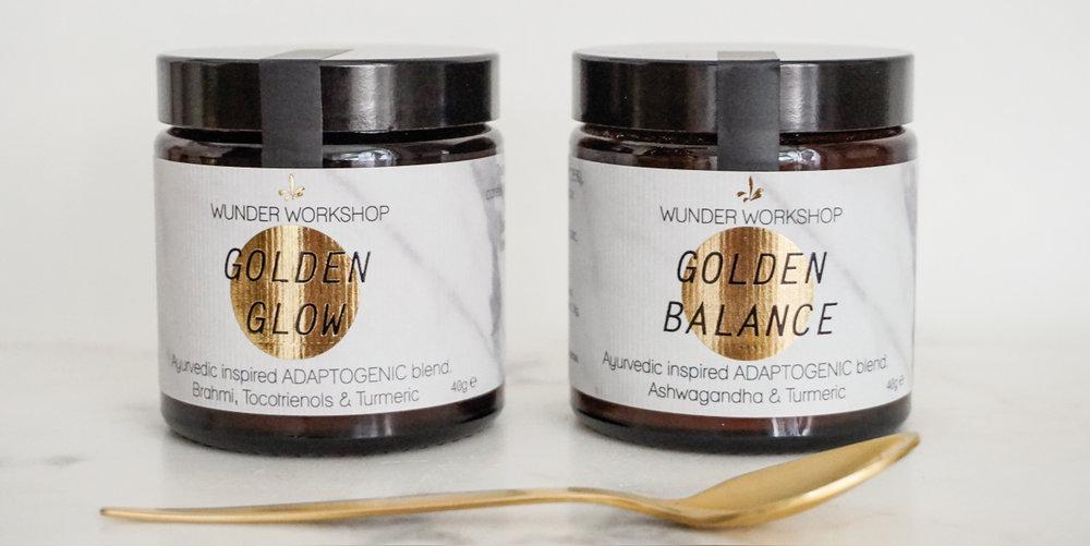 GOLDEN ADAPTOGENS -
