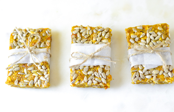 TURMERIC ENERGY BAR -