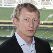Leo Cullen Leinster & Irish Rugby Player
