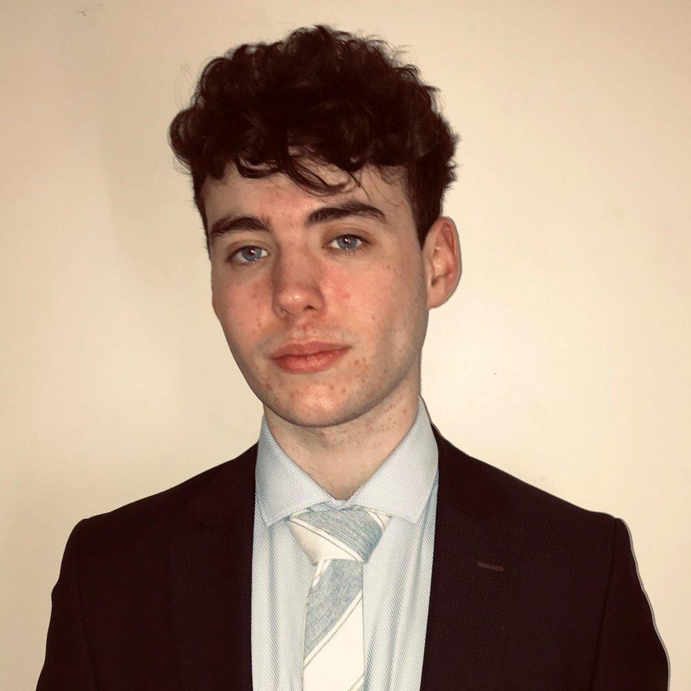 Conor Feeney  University College Dublin (UCD)   Role : Organiser