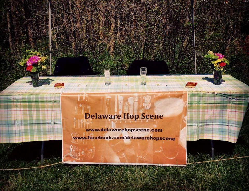 Delaware Hop Scene Info Table Setup