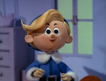 Hermey the Misfit Elf
