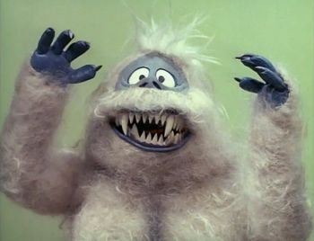 The Abominable Snowman of the North (Bumble)