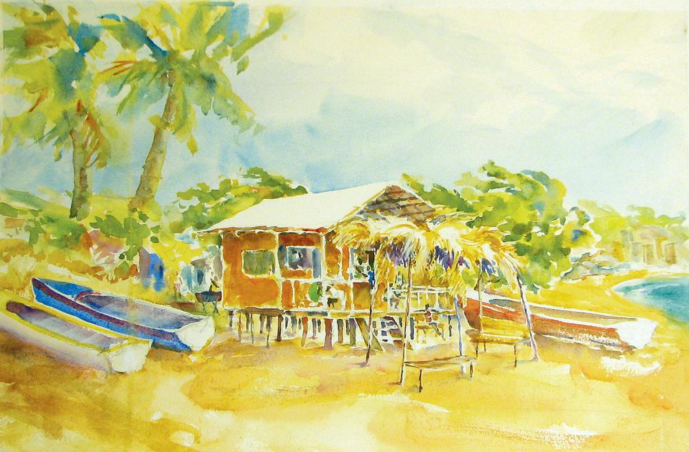 Eggy's Beach Bar