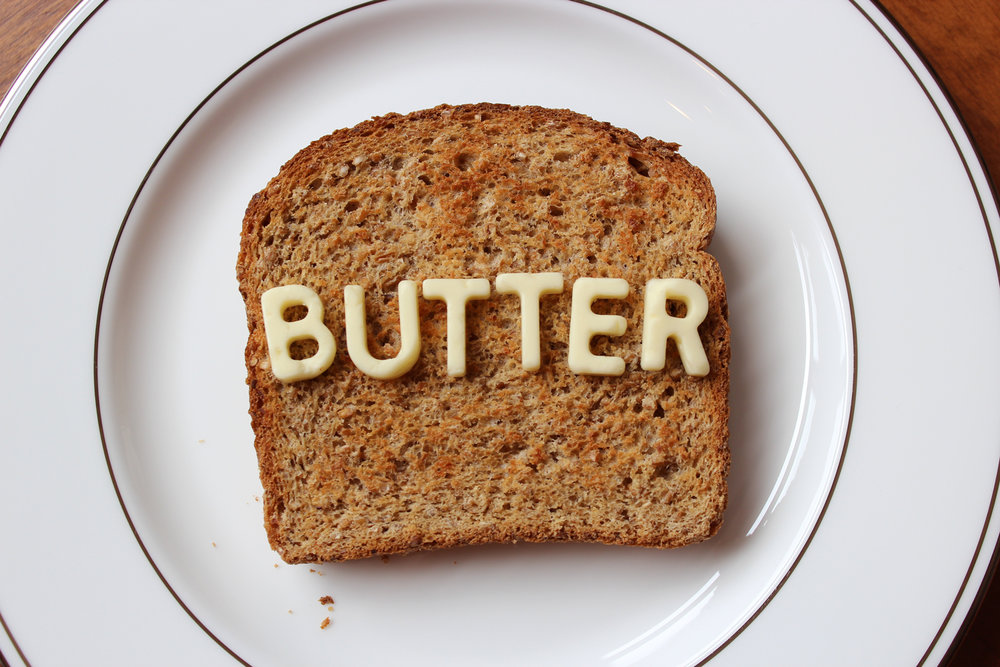 butter-on-toast