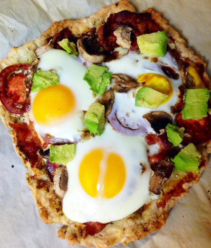 Perfectly Crispy Pizza Crust