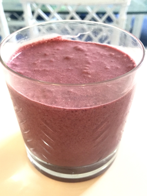 3 Ingredient Fat Burning Smoothie