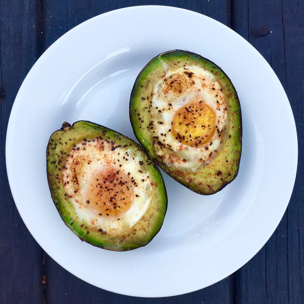 Avocado Power Breakfast
