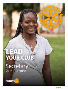 Lead Your Club Secretary