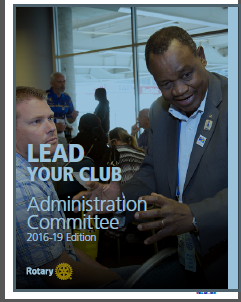 Club Administration - Lead Your Club
