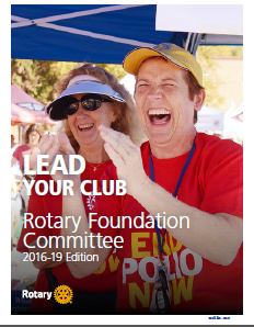 Foundation Committee Lead Your Club