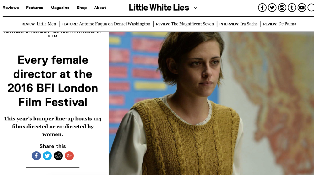 Little White Lies Magazine