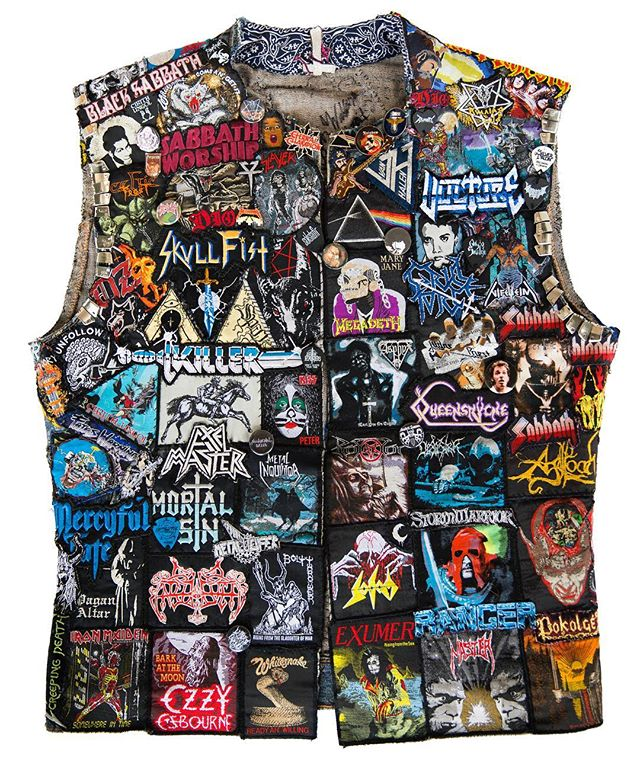 My latest vest, the final addition to my upcoming book out this fall!