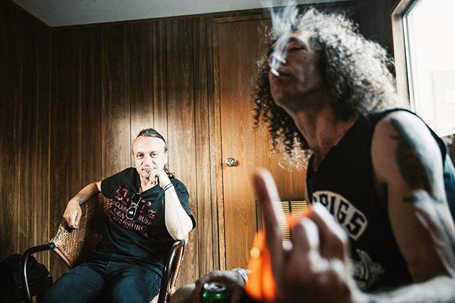 Necrobutcher and Danny Lilker MDF 2016
