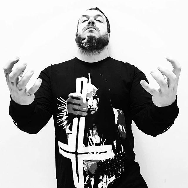 Iggor Cavalera wearing TNBM shirt. Link in bio if you want one!