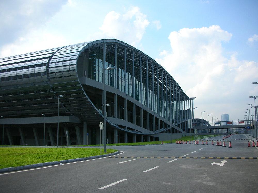 Guangzhou Int. Centre