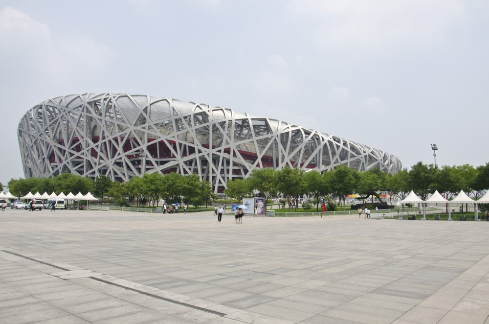 Beijing Olympic Projects