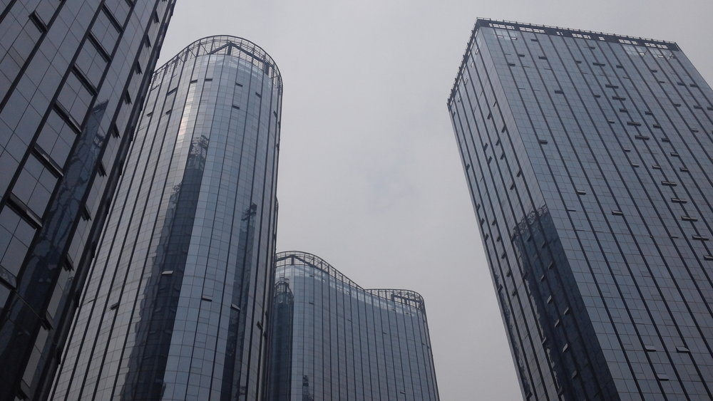 Foshan Commercial Towers