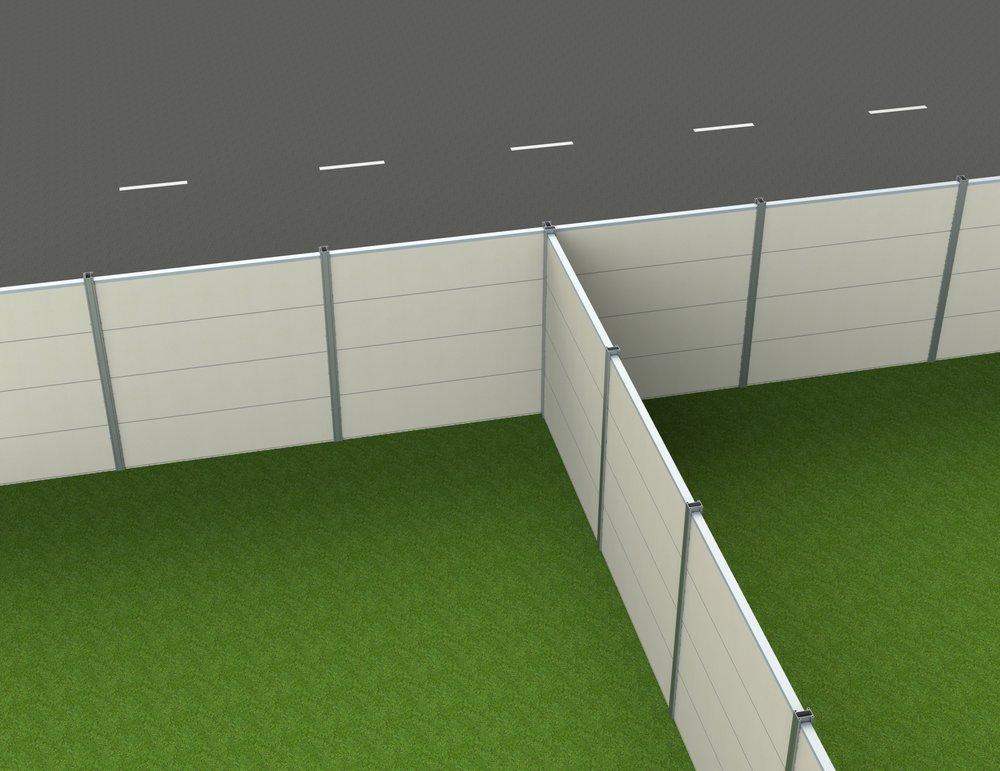 Fence Walls