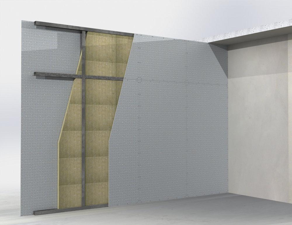 Partitions & External Walls